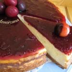 Tarta de queso (ny cheese-cake)