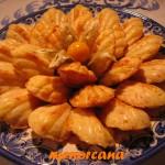 Magdalenas de jamón y queso