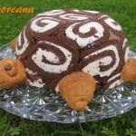 Tarta tortuga Isidra