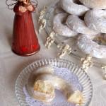 Roscos de manteca y vino blanco