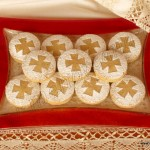Mantecados de avellana menorquines