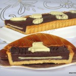 "Tarta de chocolate y menta estilo ""after eight"""