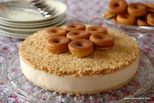 tarta donut 1