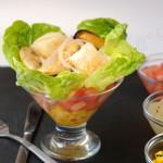 Pescado marinado en cítricos (ceviche)