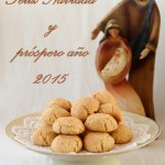 Amargos de menorca (dulces de almendra)