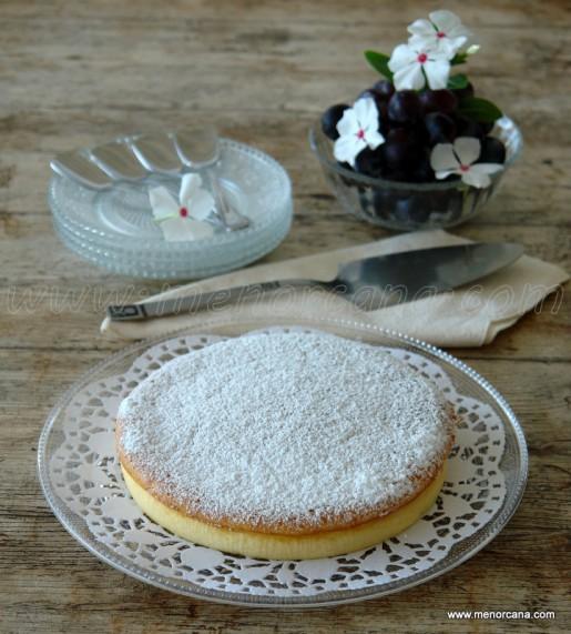 pastel queso japones 1